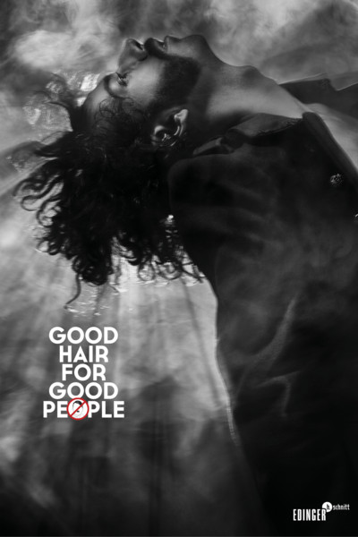 GOOD HAIR FOR GOOD PEOPLE - PAUL