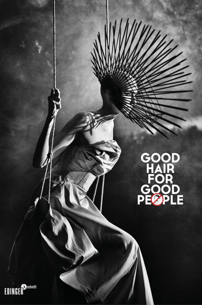 GOOD HAIR FOR GOOD PEOPLE - PAULINE